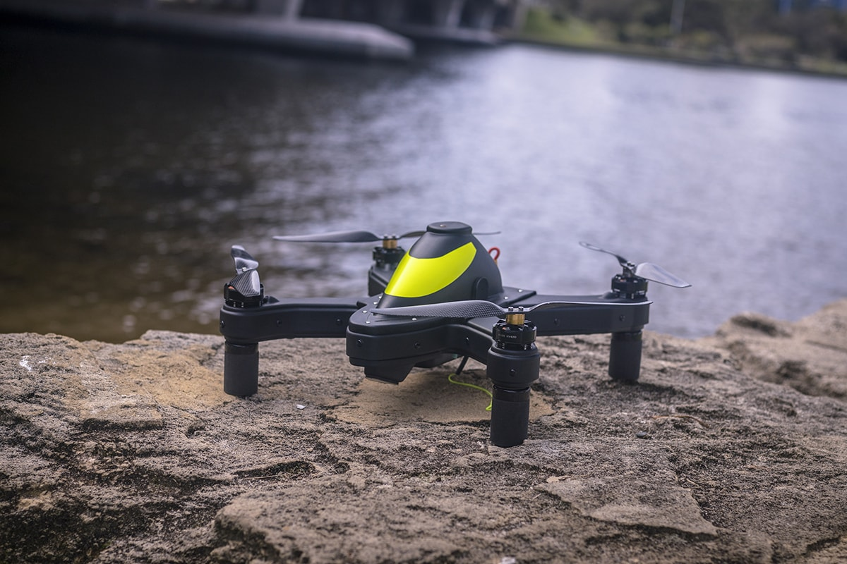 Drone Fishing - Cuta Copter