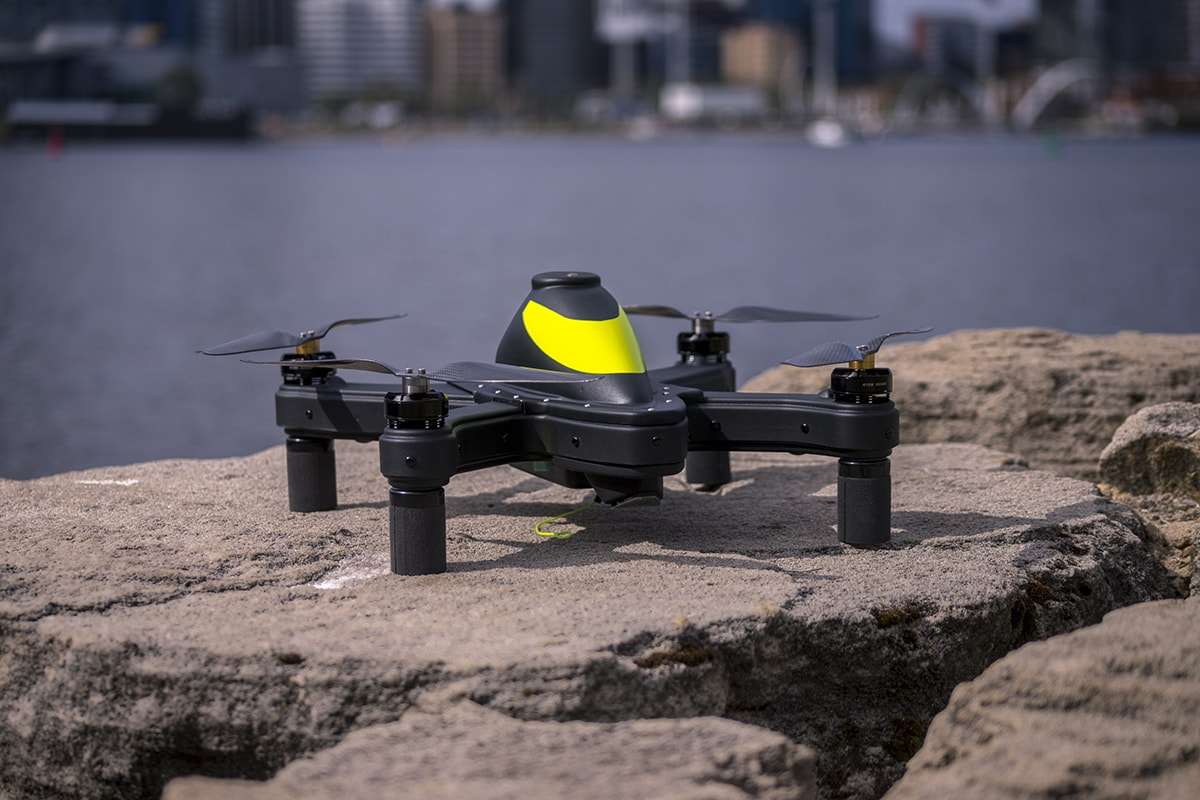 CutaCopter Extreme Fishing Drone
