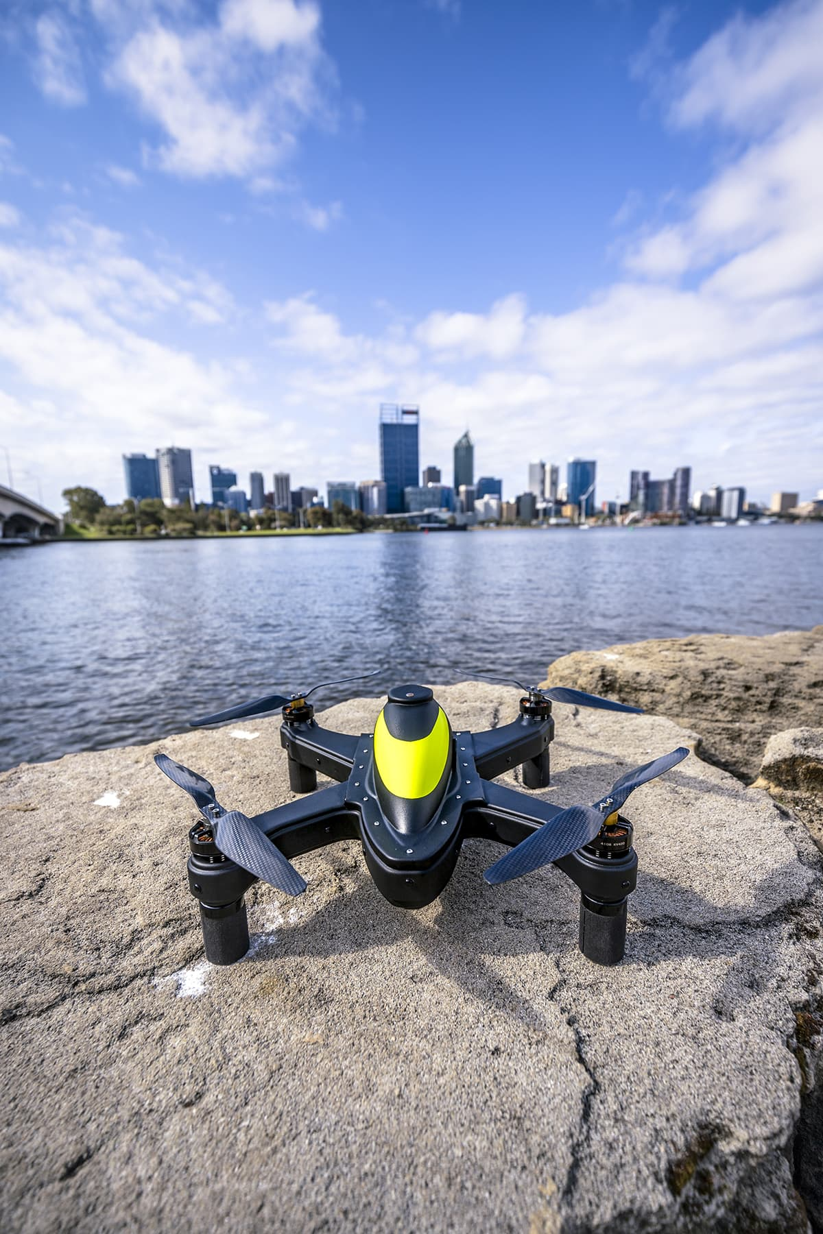 CutaCopter EX-1 Fishing Drone