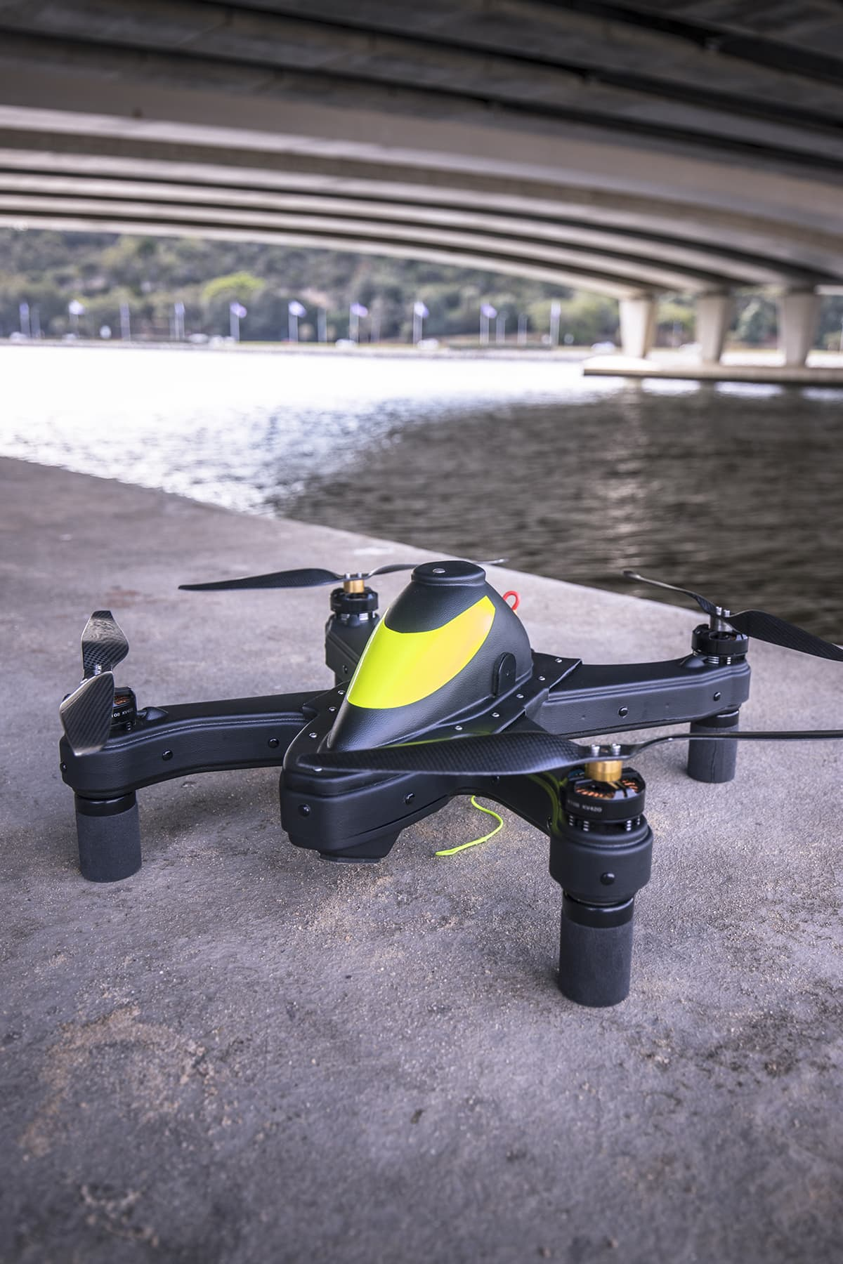 Cuta-Copter EX-1 Fishing Drone